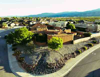 Alamogordo Single Family Home For Sale: 2481 Sedona Ridge