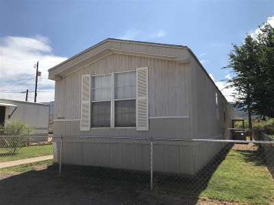 Alamogordo Single Family Home Under Contract: 1311 Casady