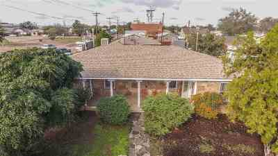 Alamogordo Single Family Home Under Contract: 721 Twelfth St