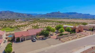 Alamogordo Single Family Home Under Contract: 1311 Galway Dr