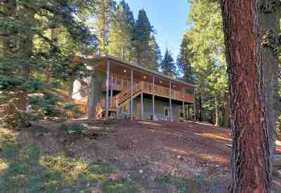 Cloudcroft Single Family Home Under Contract: 46 Elk Springs