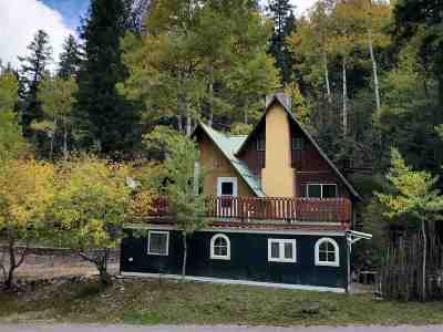Cloudcroft Single Family Home Under Contract: 404 Balsam Ln