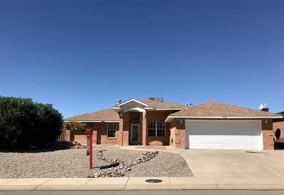 Alamogordo Single Family Home For Sale: 4230 Wood Lp