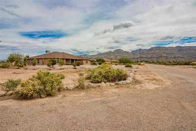Alamogordo Single Family Home For Sale: 21 Calle De Suenos