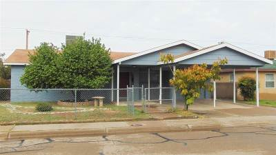 Alamogordo NM Single Family Home For Sale: $119,000