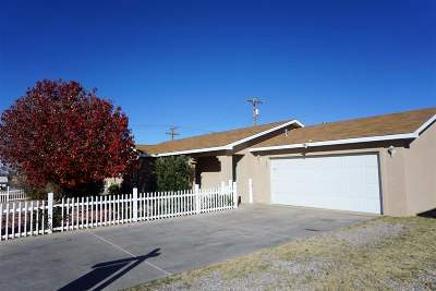 Alamogordo NM Single Family Home For Sale: $149,500