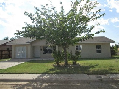 Alamogordo NM Single Family Home For Sale: $118,000