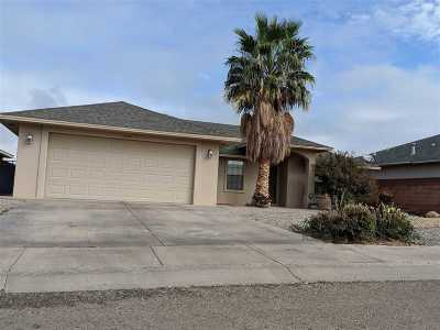 Alamogordo Single Family Home For Sale: 1105 San Cristo St