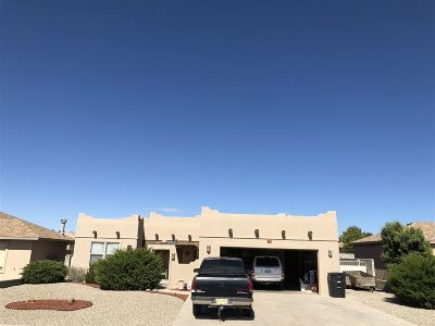 Alamogordo Single Family Home Under Contract: 367 Gila