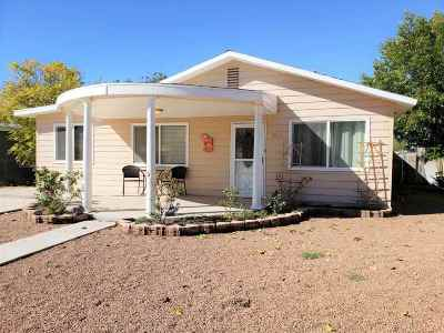 Alamogordo NM Single Family Home Under Contract: $134,900