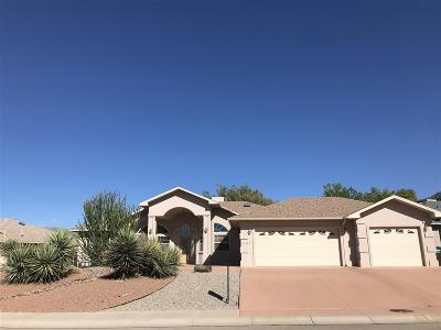 Alamogordo Single Family Home Under Contract: 2994 Birdie Lp