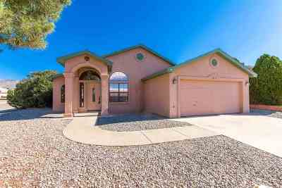 Alamogordo Single Family Home For Sale: 816 San Juan Av