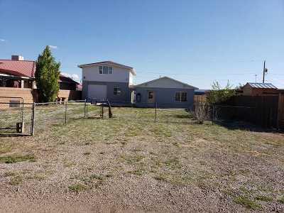 Alamogordo Single Family Home For Sale: 909 Post Av