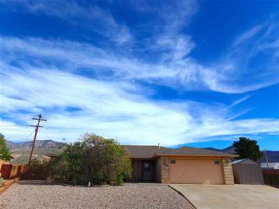 Alamogordo Single Family Home Uc Taking Backup Offers: 752 Montwood