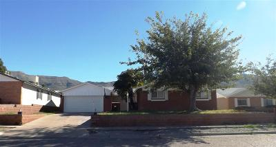 Alamogordo Single Family Home For Sale: 1802 Crescent Dr