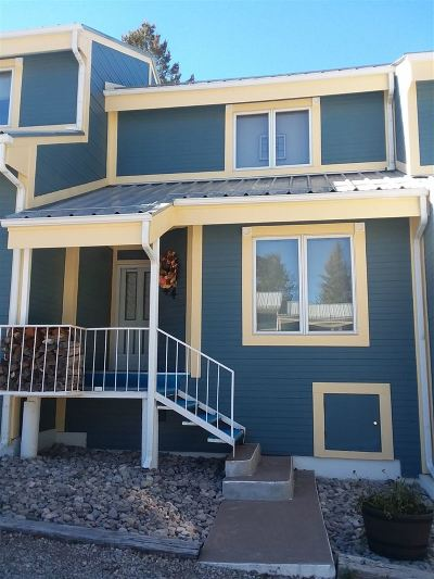 Cloudcroft Single Family Home For Sale: 44 Switch Back Ln