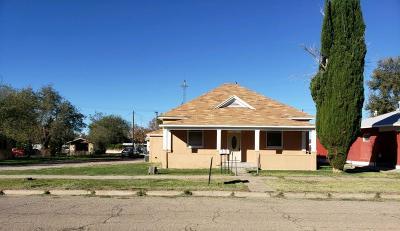 Alamogordo Single Family Home For Sale: 1515 Michigan Av