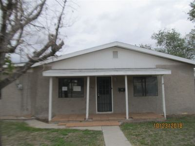 Alamogordo Single Family Home For Sale: 1503 Puerto Rico Av