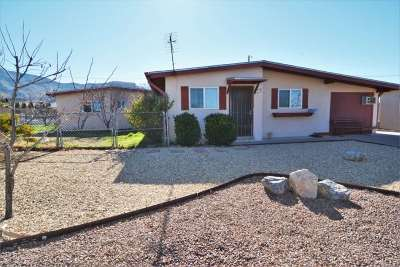 Alamogordo NM Single Family Home For Sale: $109,900