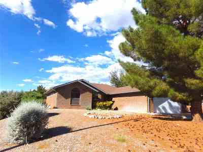 Alamogordo NM Single Family Home For Sale: $134,900