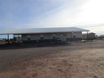Tularosa Single Family Home For Sale: 4 Sunrise