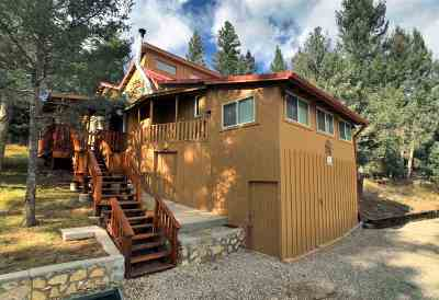 Cloudcroft Single Family Home For Sale: 26 Turkey Trl