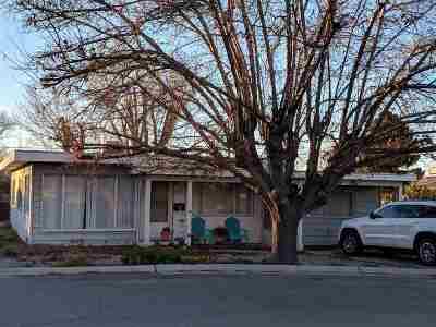 Alamogordo NM Single Family Home For Sale: $59,000
