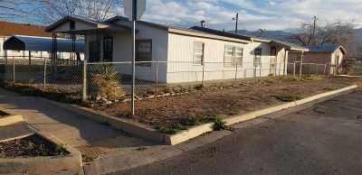 Alamogordo Single Family Home For Sale: 300 Maryland Av