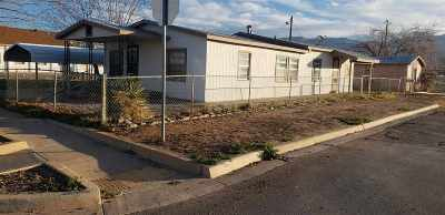 Alamogordo NM Single Family Home For Sale: $65,000