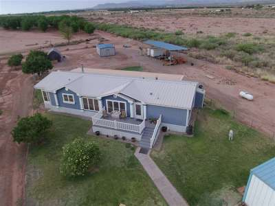 Tularosa Single Family Home For Sale: 623 Riata Rd