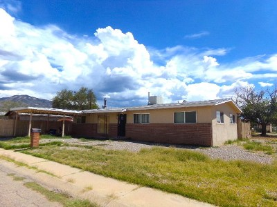 Alamogordo Single Family Home Under Contract: 1200 Thirteenth St