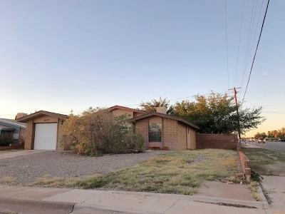 Alamogordo Single Family Home Under Contract: 3425 Fayne Ln