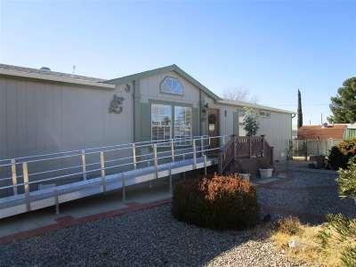 Alamogordo Single Family Home For Sale: 2402 Les Ct