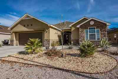 Alamogordo Single Family Home Under Contract: 2719 Madera
