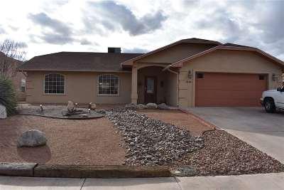 Alamogordo Single Family Home For Sale: 2144 Tierra De Suenos