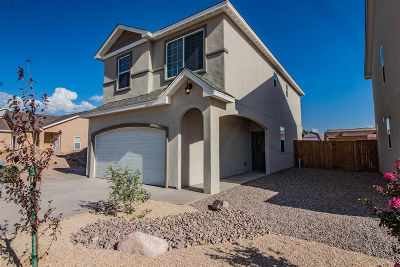 Alamogordo Single Family Home For Sale: 862 Valencia