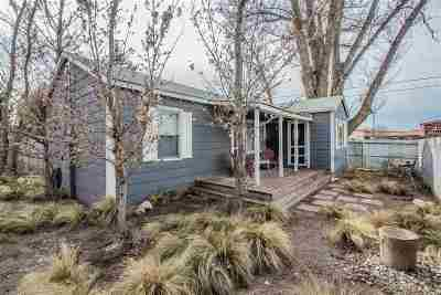 Tularosa Single Family Home Under Contract: 1200 8th St