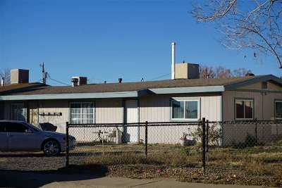 Alamogordo Single Family Home Under Contract: 1317 Eighth St