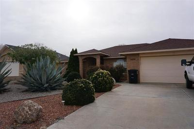 Alamogordo Single Family Home For Sale: 2170 Cielo Grande Corte