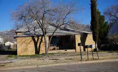 Alamogordo Single Family Home Under Contract: 1218 Michigan Av