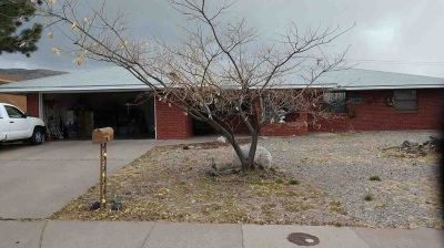 High Rolls, La Luz, Tularosa, Alamogordo, Cloudcroft, Bent Single Family Home Under Contract: 3018 Del Sur