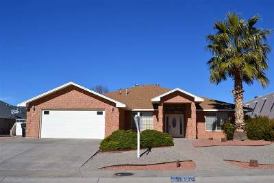 High Rolls, La Luz, Tularosa, Alamogordo, Cloudcroft, Bent Single Family Home For Sale: 321 Cielo Grande