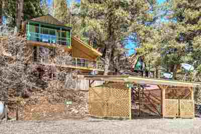 Cloudcroft Single Family Home Under Contract: 802 Chautauqua Canyon Blvd