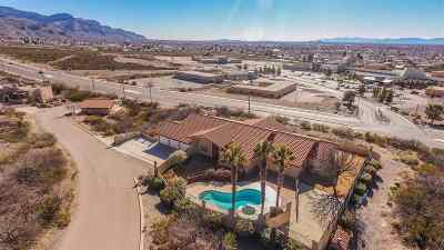 Alamogordo Single Family Home For Sale: 6 Calle De Juana