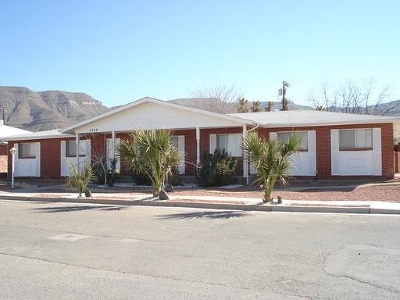 Alamogordo Single Family Home For Sale: 2338 Union Av