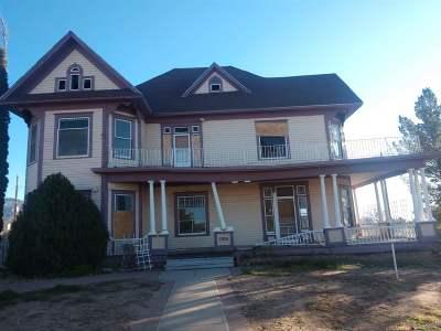 Alamogordo Single Family Home For Sale: 1700 9th St
