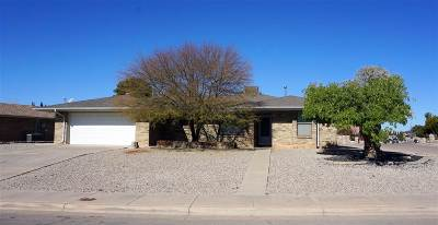 Alamogordo Single Family Home Under Contract: 413 Eagle Dr