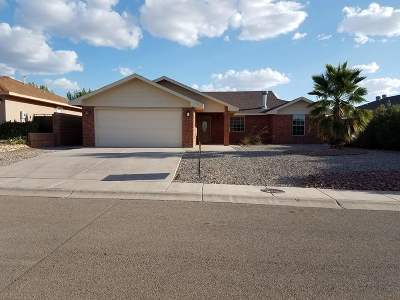 Alamogordo Single Family Home For Sale: 854 Arroyo Seco