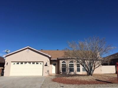 Alamogordo Single Family Home For Sale: 261 Bosque St