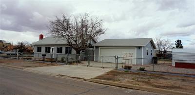Alamogordo Single Family Home For Sale: 701 Seventh St